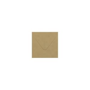 Envelop Vierkant S - Kraft