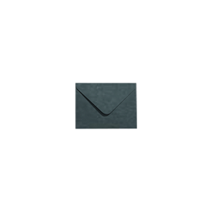 Envelop S - Metallic Antraciet