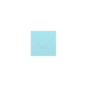 Envelop Vierkant S - Babyblauw